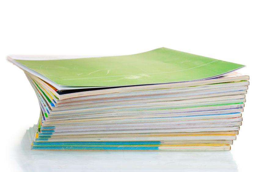 会報や社内報の印刷仕様はどう選ぶ?