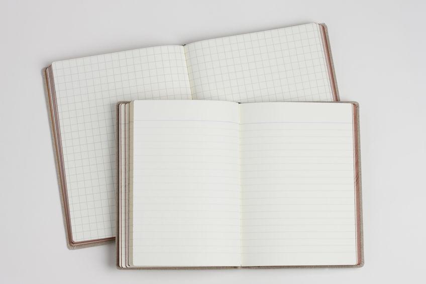 オリジナルノートを作ろう