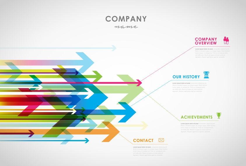 会社案内は見込み顧客や取引先向けと人材採用向けの2種類を使い分ける