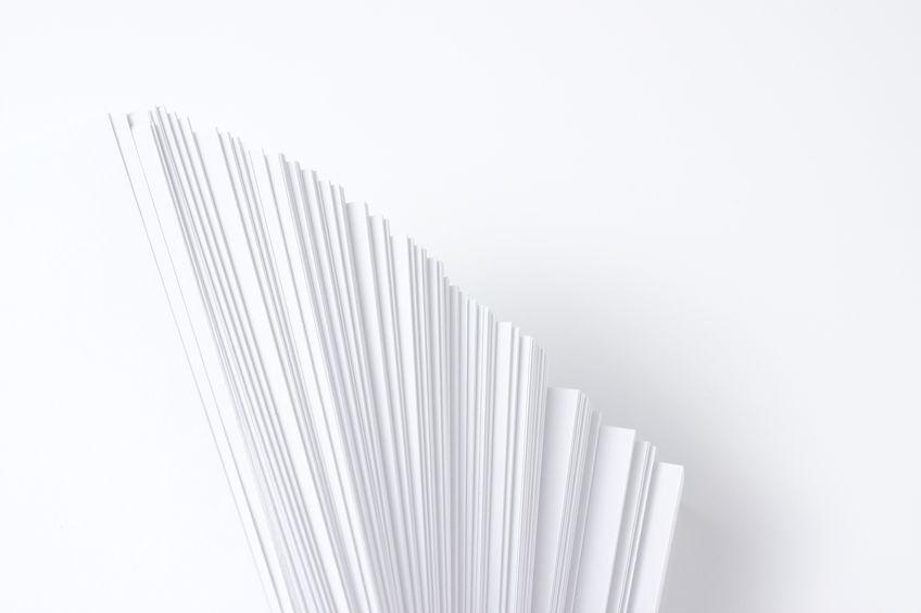 紙の質感、厚みや特徴を知りたい