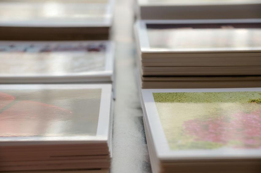 美術展・展覧会の図録の作り方 紙や装丁の選び方