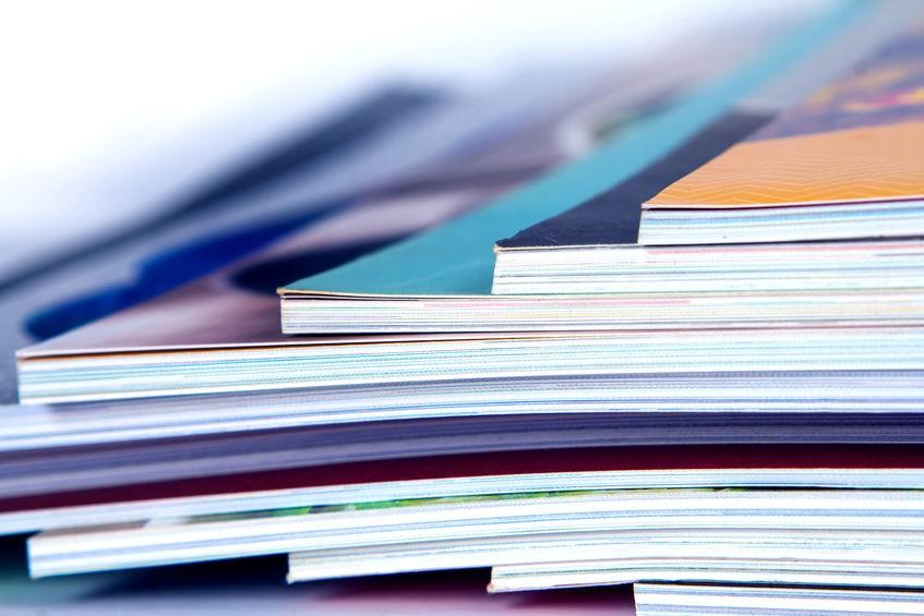 週刊誌、月刊誌、季刊誌を安く早く印刷したい!ネット印刷の価格の目安