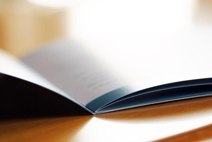 小冊子印刷におすすめの用紙
