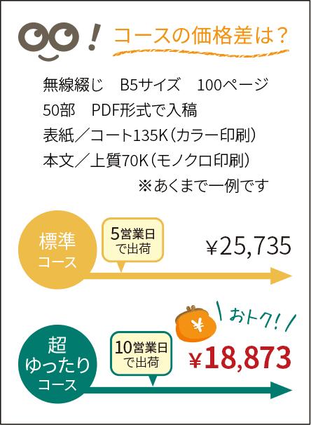 出荷まで余裕を持った【超ゆったりコース】でぐっと安く!