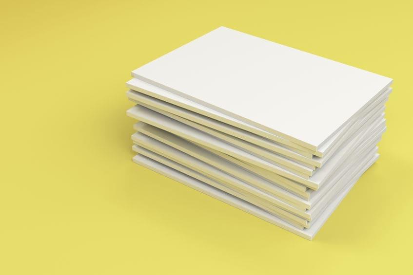 大部数の冊子印刷はオフセット印刷が安い!